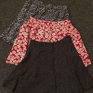 3 John Galt Skirts